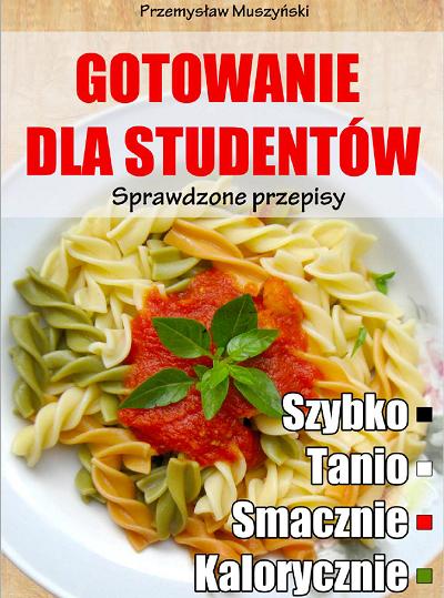 gotowanie dla studentów